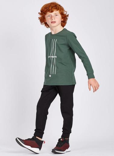 Tommy Life Sweatshirt Yeşil